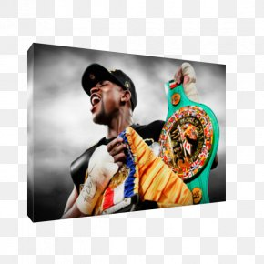 Floyd Mayweather - Floyd Mayweather Jr. Vs. Conor McGregor Canvas Painting Art Boxing PNG