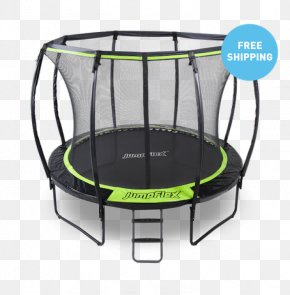 Trampoline - Springfree Trampoline Jumping Trampoline Safety Net Enclosure Jump King PNG