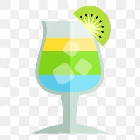 Partial Flattening Creative Summer Cocktails - Cocktail Juice Summer Drink PNG