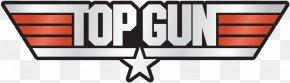 Top Gun - Logo LTJG Nick 'Goose' Bradshaw Top Gun Film Design PNG