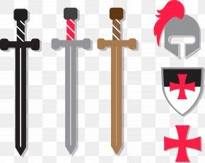 Vector Sword - Sword Euclidean Vector PNG