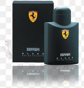 Ferrari - Scuderia Ferrari Perfume Eau De Toilette Body Spray PNG