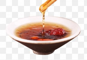 Handmade Old Brown Sugar Sugar Material - Tong Sui Chutney Brown Sugar Gravy PNG