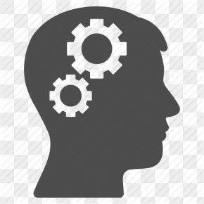 Brain, Education, Gears, Idea, Knowledge, Power, Solution Icon - Web Development Business MSN QnA Internet Bot PNG
