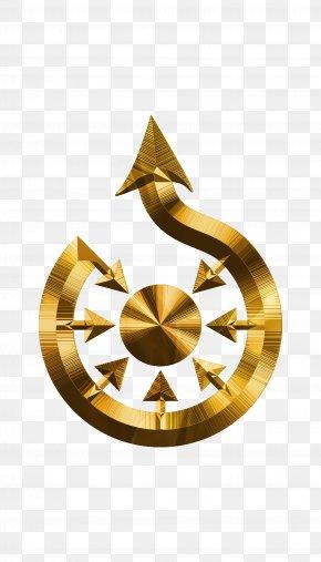 Gold - Gold Logo Metal PNG