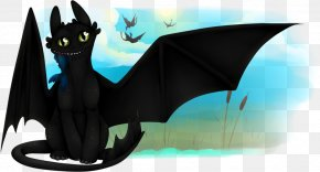 Toothless - Dragon Toothless DeviantArt Legendary Creature Digital Art PNG