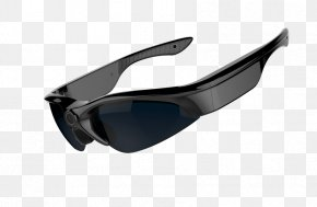 Wide Angle - Night Vision 1080p Sunglasses Video Cameras PNG