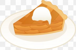 Apple Pie Clipart - Apple Pie Pumpkin Pie Apple Cake Clip Art PNG