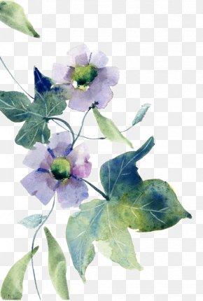 Watercolor Flowers - Watercolor Painting Watercolor: Flowers Floral Design PNG
