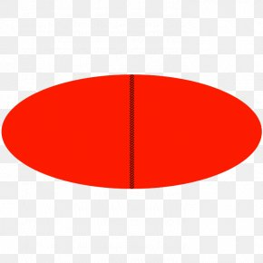 RED SHAPES - Circle Line Oval Angle PNG