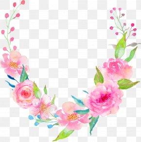 Flower - Floral Design Flower Image Wreath Garland PNG