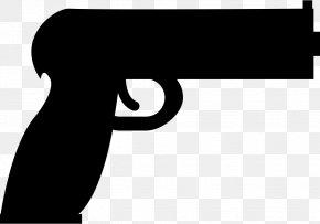Air Gun Gun Barrel - Gun Cartoon PNG