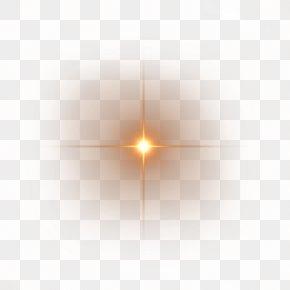 HD Lens Flares - Light Luminous Efficacy Halo Lens Flare PNG