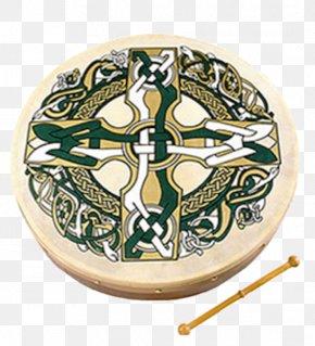 Dance Irish Instruments - Bodhrán Musical Instruments Irish Traditional Music Drum PNG