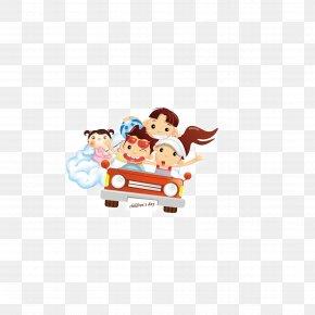 Happy Kids Cartoon - Child Bed Price 3Doodler Room PNG
