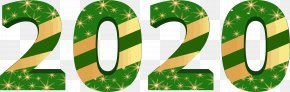 Holiday Candy Cane - Happy New Year 2020 Happy 2020 2020 PNG