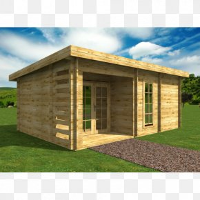 House - Log Cabin House Storey Building Shed PNG