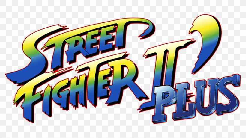 Street Fighter Ii The World Warrior Logo Illustration Text Font