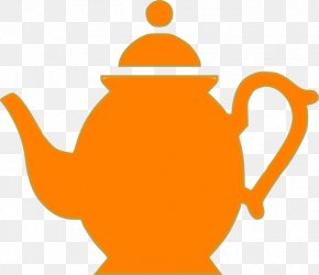 Teapot Kettle Teacup Clip Art PNG