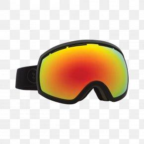 Electric Goggles - Electric EG2 EG0516101 BRRD Ski Goggles Light Electricity Google Chrome PNG