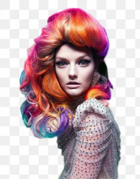 Hair - Hair Coloring Human Hair Color Hair Highlighting PNG