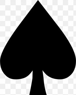 Suit - Clip Art Spades Playing Card PNG