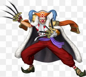 Clown - Buggy One Piece: Pirate Warriors 3 Monkey D. Luffy Trafalgar D. Water Law PNG