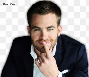 Chris Pine - Chris Pine Just My Luck James T. Kirk Actor Film PNG
