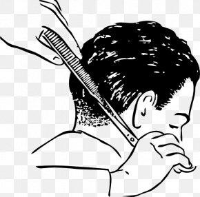 Comb Cliparts - Hair Clipper Comb Barber Clip Art PNG