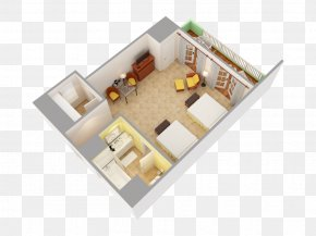 3d Home - Floor Plan Sunrise House Room Apartment PNG