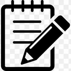 Notebook - Notebook Paper Pen Clip Art PNG