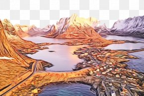 Mythology Landscape - Cg Artwork Fictional Character Tree Geological Phenomenon Landscape PNG