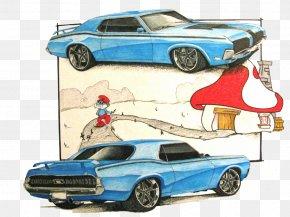Car - Model Car Automotive Design Classic Car Motor Vehicle PNG