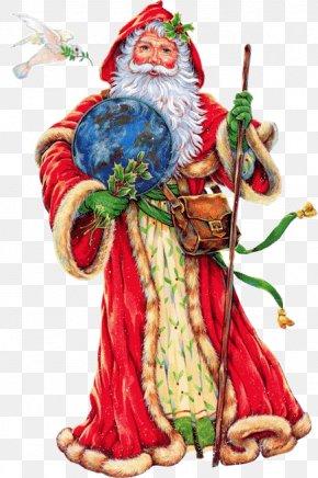 Santa Claus - Santa Claus Christmas Ded Moroz PNG