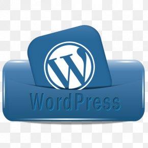 WordPress - WordPress Blog Theme PNG