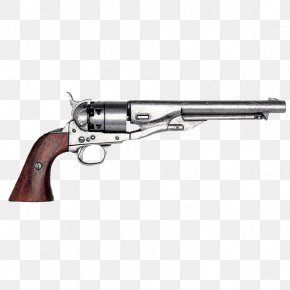 Handgun - Colt's Manufacturing Company Colt Army Model 1860 Colt Single Action Army Colt 1851 Navy Revolver PNG