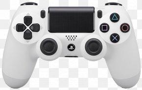 Playstation - PlayStation 4 Joystick DualShock Game Controllers Video Game PNG
