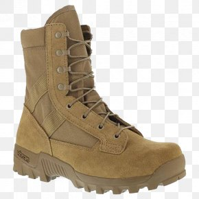 Army Combat Boot - Combat Boot Operational Camouflage Pattern Coyote Brown Military PNG