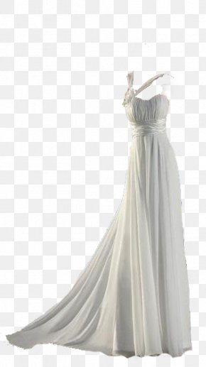 Dresses - Wedding Dress Gown Clothing Formal Wear PNG