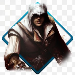 Assasins Creed 2 - Fictional Character Outerwear PNG