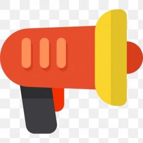 Trumpet Sound - Sound Loudspeaker Icon PNG
