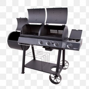 Convenient And Quick - Barbecue-Smoker Smoking Grilling Oklahoma Joe's PNG