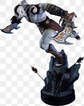 Ares God Of War Sideshow Collectibles - God Of War II Kratos Atreus Video Games PNG