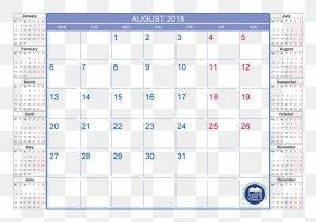 Calendar 2018 - Calendar Holiday Template July Kalnirnay PNG