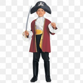 Child - Captain Hook Costume Child Boy The Walt Disney Company PNG
