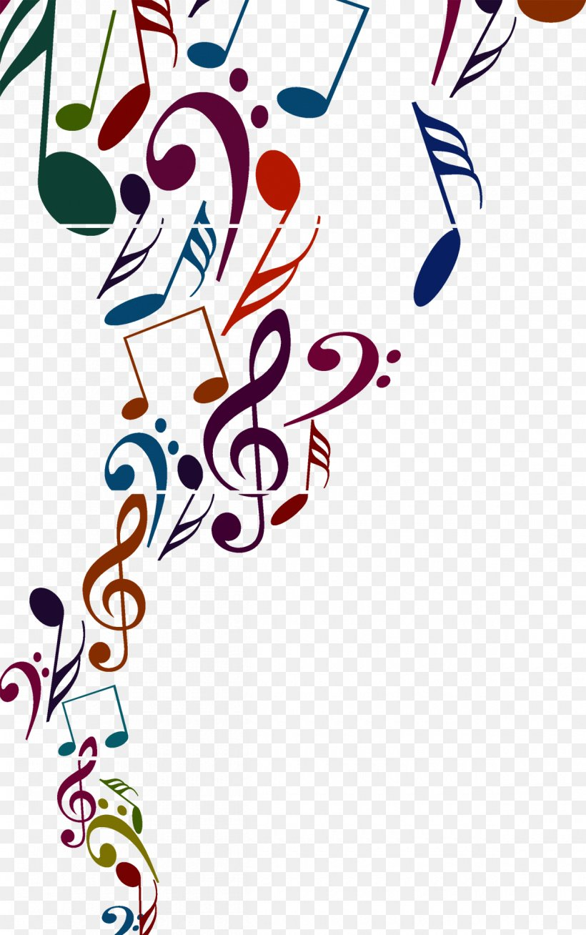 Musical Note Illustration, PNG, 1200x1915px, Watercolor, Cartoon, Flower, Frame, Heart Download Free