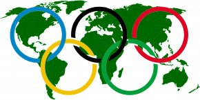 Olympic Rings - 2014 Winter Olympics 2016 Summer Olympics 2012 Summer Olympics Olympic Games Sochi PNG