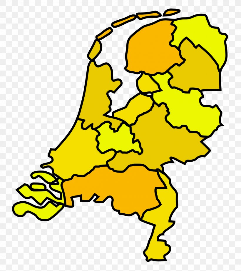 North Holland World Map South Holland Provinces Of The ...