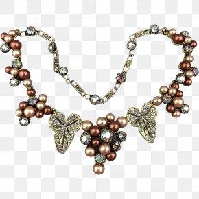 Jewelry Rhinestone - Imitation Pearl Necklace Earring Imitation Gemstones & Rhinestones PNG