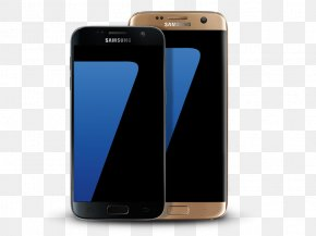 Smartphone - Smartphone Feature Phone Samsung GALAXY S7 Edge Apple IPhone 7 Plus Samsung Galaxy S8 PNG
